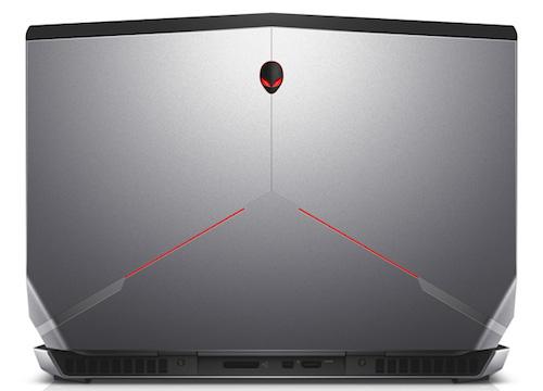Los nuevos portátiles de Alienware son grandes en pulgadas y pequeños en grosor