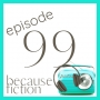 Artwork for Episode 99- A Chat with Romance Author, Ashley Rescot