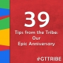 Artwork for Tips from the Tribe - Our Epic Anniversary - GTT039