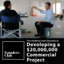 Artwork for From Goldman Sachs Executive to Developing a $20,000,000 Commercial Project ft. Sal Buscemi