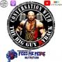 Artwork for Robert Oberst Conversation and Raj Giri Wrestling Report
