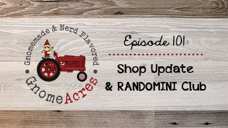 Shop Update & RANDOMINI Club (Episode #101)
