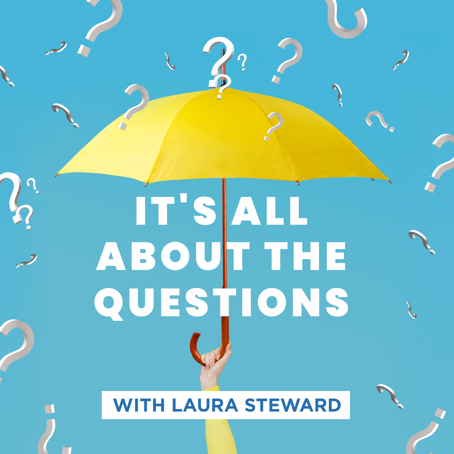 It's All About the Questions show art