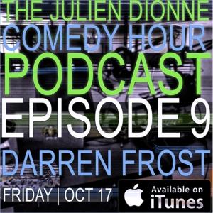 9- Darren Frost