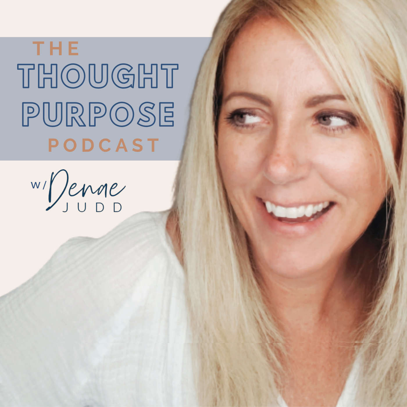 The Thought Purpose Podcast show art