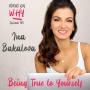 Artwork for 145 Being True to Yourself with Ina Bakalova