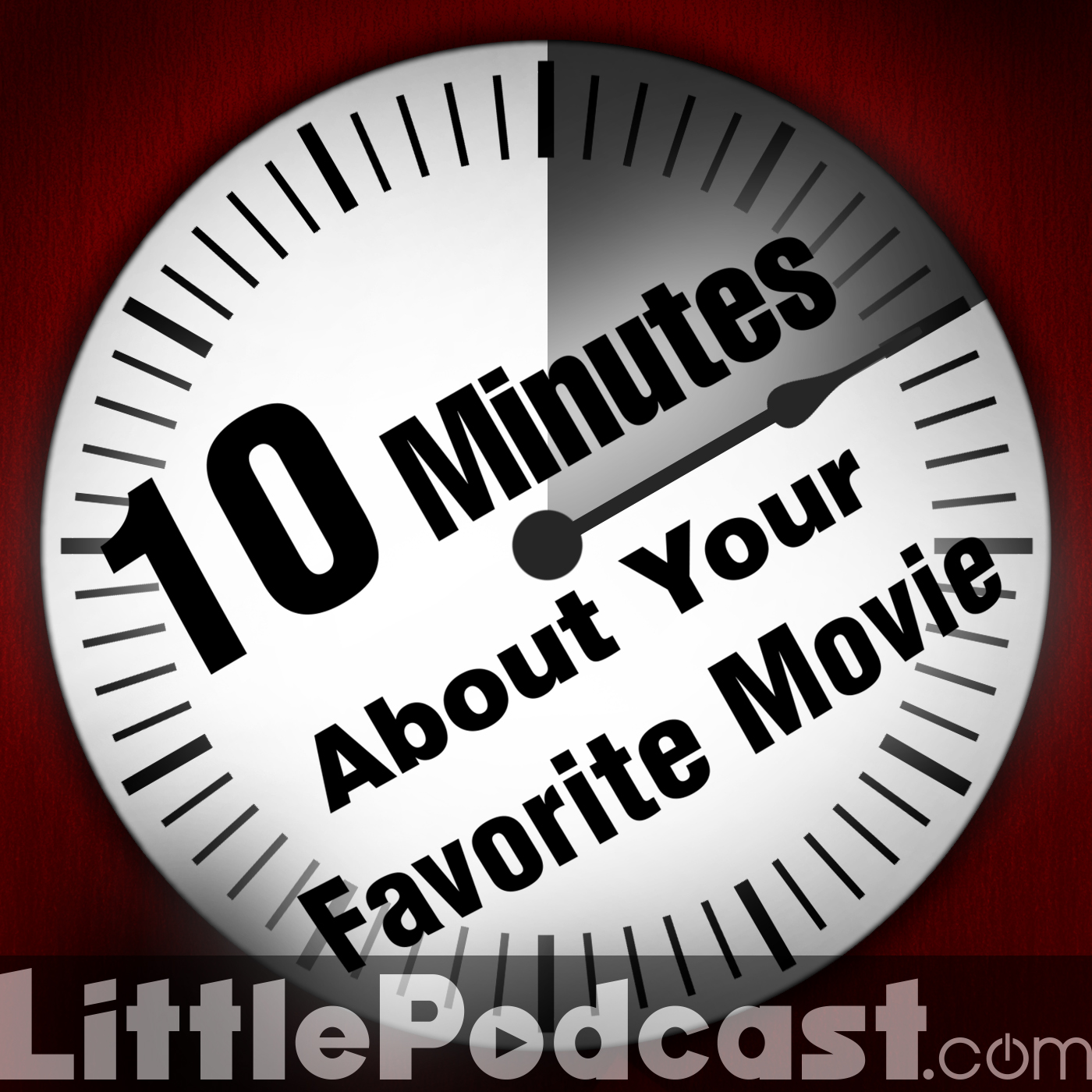 10 Minutes About Your Favorite Movie logo