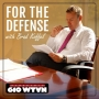 Artwork for 100th Episode of For the Defense: Democratic Debates & Ohio Fireworks Laws