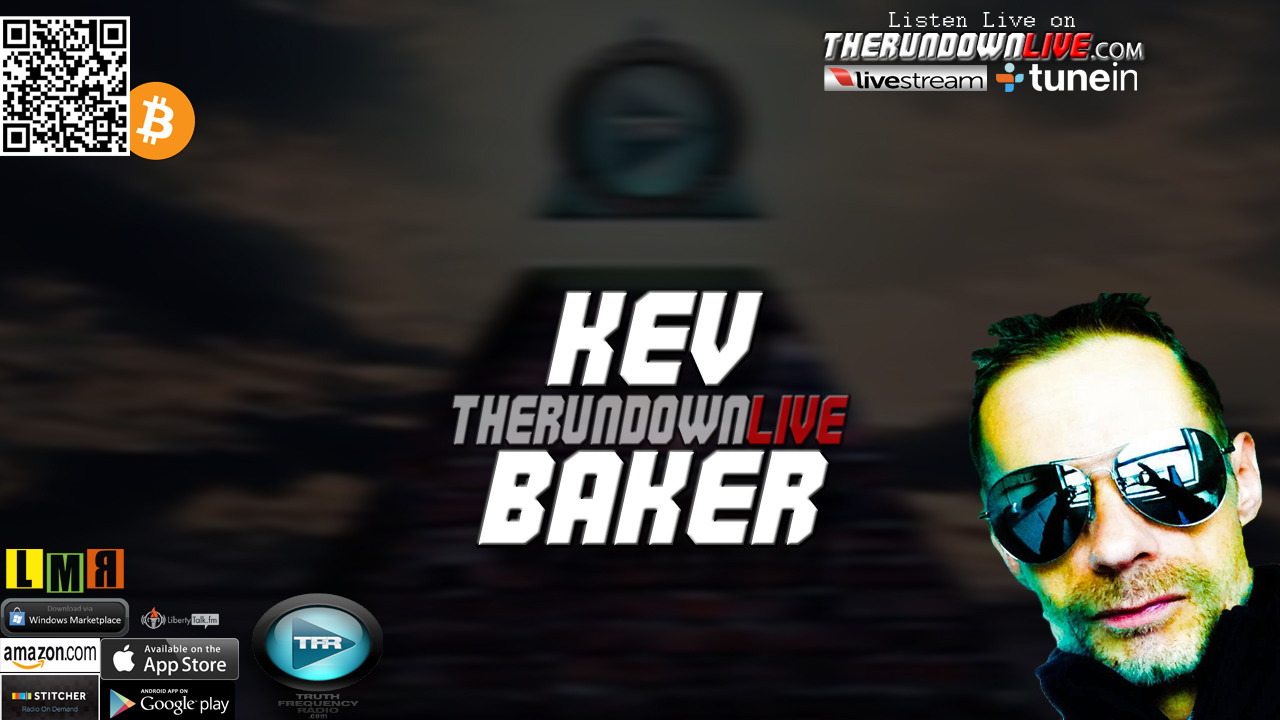The Rundown Live #417 Kev Baker (Military,Travel Bans,Freemasons)