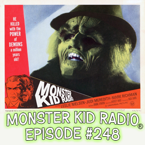 Monster Kid Radio #248 - Dark Intruder and Ken Johnson