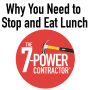 Artwork for Why You Need to Stop and Eat Lunch