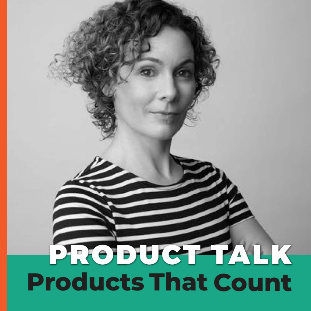 EP105 - NextView Ventures Partner & fmr Blue Apron Product Head on Scaling a Product Organization