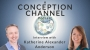 Artwork for Interview with Katherine Alexander Anderson | Conception Channel Podcast Episode #15