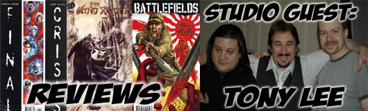 Episode 177 - Pre NYCC Madness with Tony Lee!