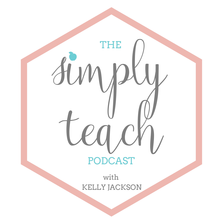 Simply Teach show art