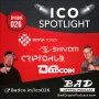 Artwork for ICO Spotlight: Intiva Health, Shivom, DeedCoin, CriptoHub