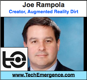 "Augmented Reality and Cybercrime - with Joe Rampolla of ""AR Dirt"""