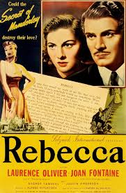 "Book Vs Movie ""Rebecca"""