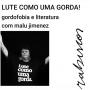 Artwork for LUTE COMO UMA GORDA - literatura e gordofobia com Malu Jimenez