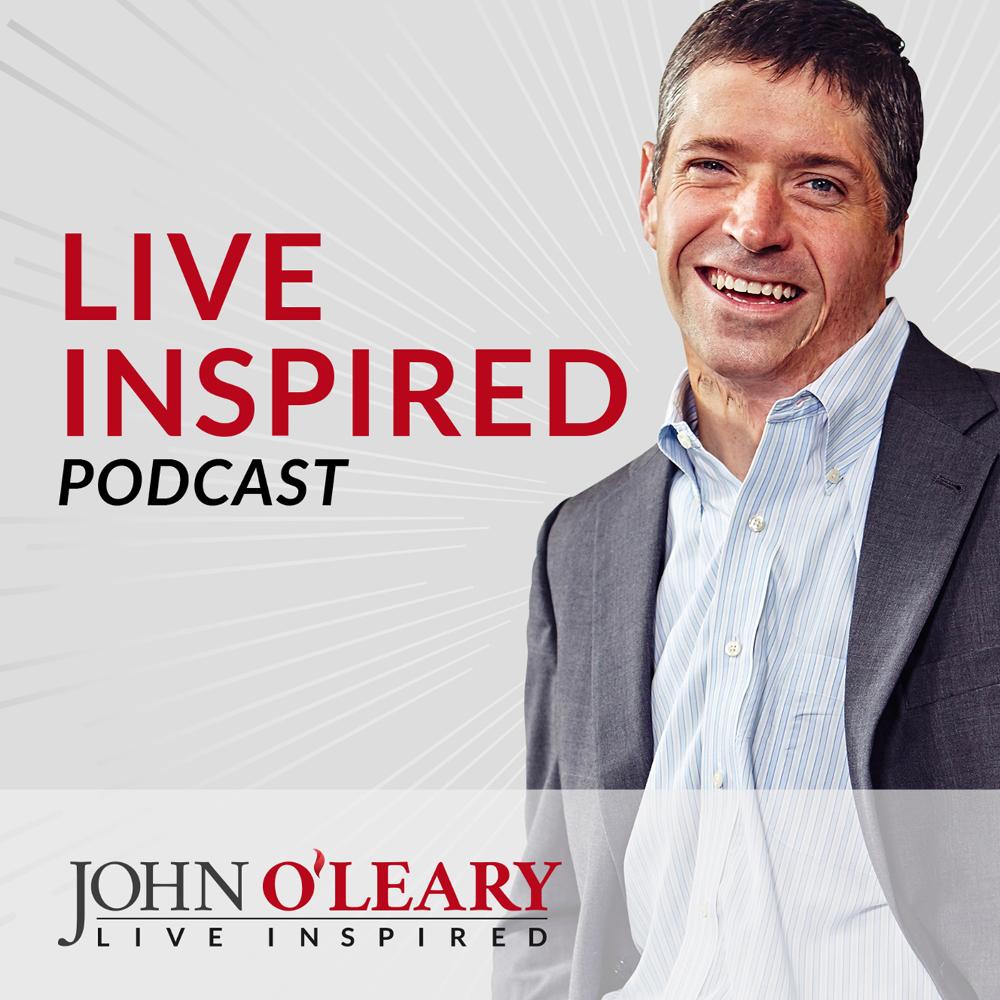 Live Inspired Podcast With John Oleary Tendencies Kaos Lost Mom Navy M