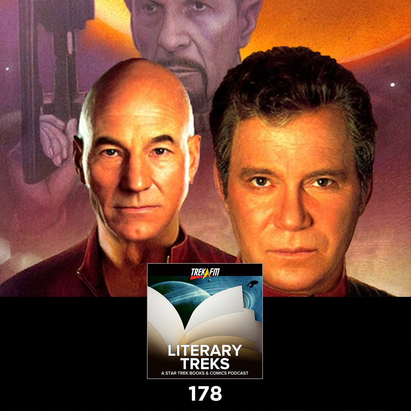 178: James Kirk into James Bond