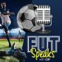 """Artwork for EP008:""""Why is the pace so different in FIFA 19?"""" """"Will Usain Bolt make it in Pro Soccer?"""" """"Transfer Rumors including Martial."""""""