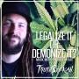 Artwork for Legalize It or Demonize It? | Mark Mohr of Christafari Interview