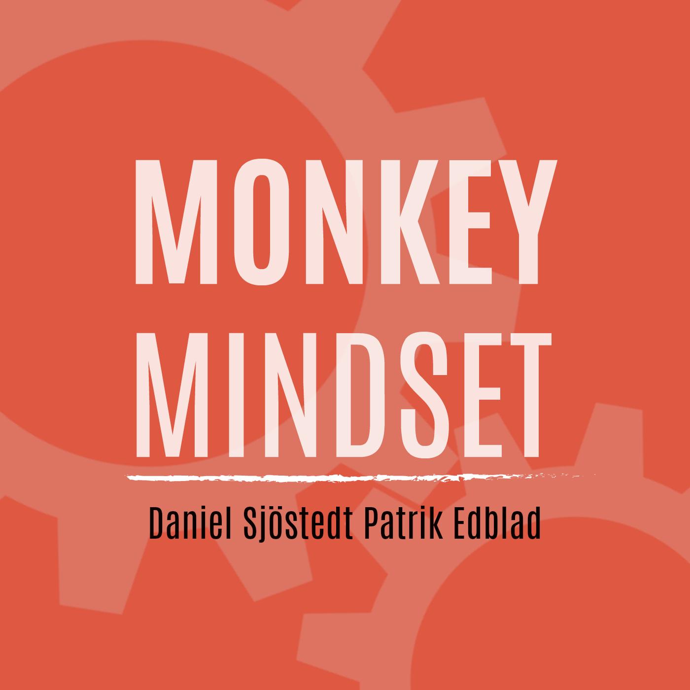Monkey mindset – mental träning show art