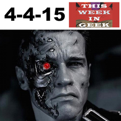 This Week in Geek 4-4-15 Live at the Blue Box