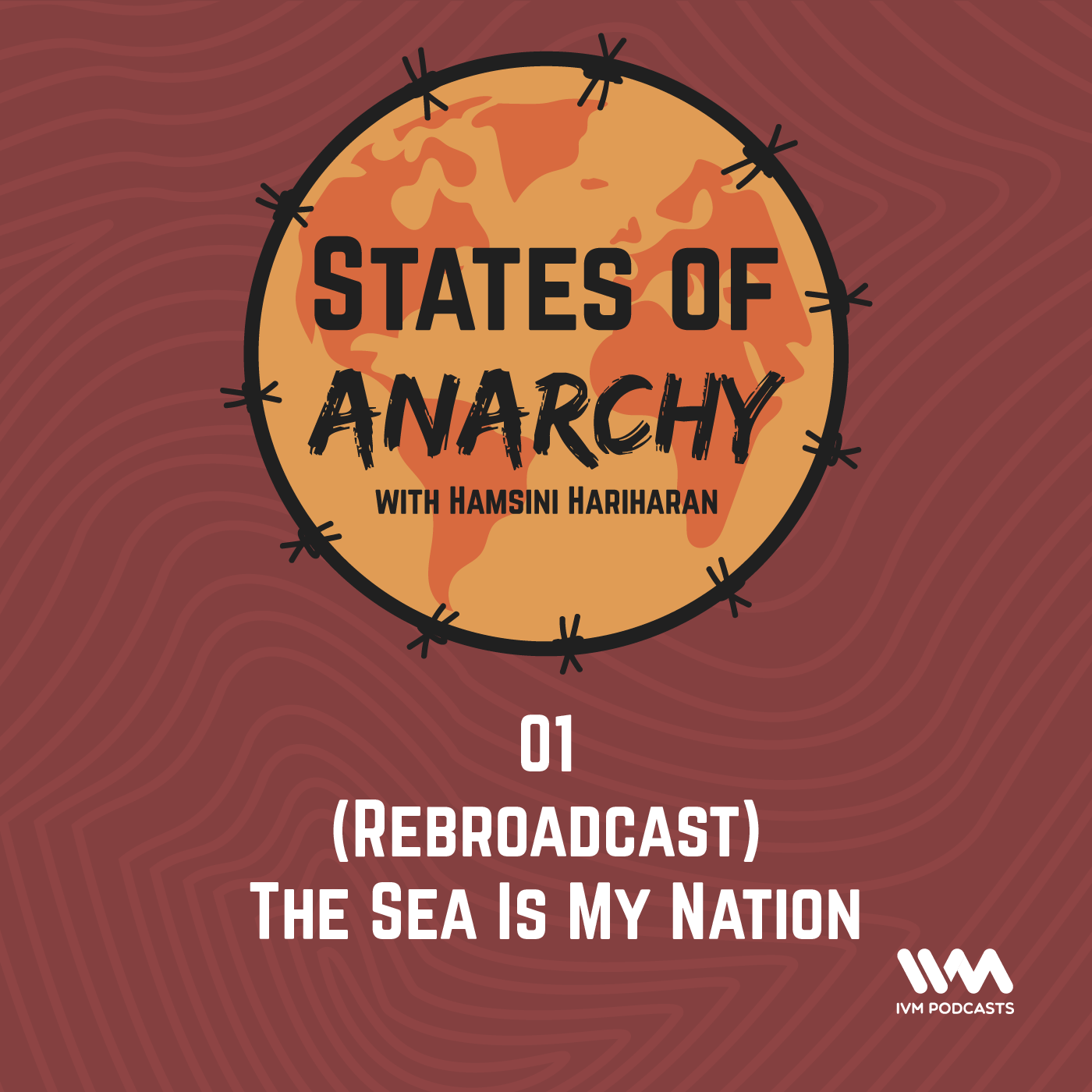 Ep. 01: (Rebroadcast) The Sea Is My Nation