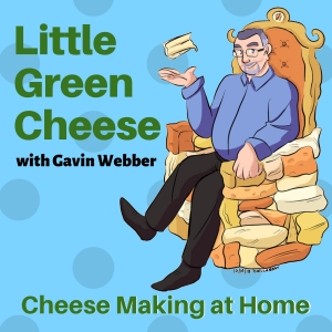 Little Green Cheese   Cheese Making at Home