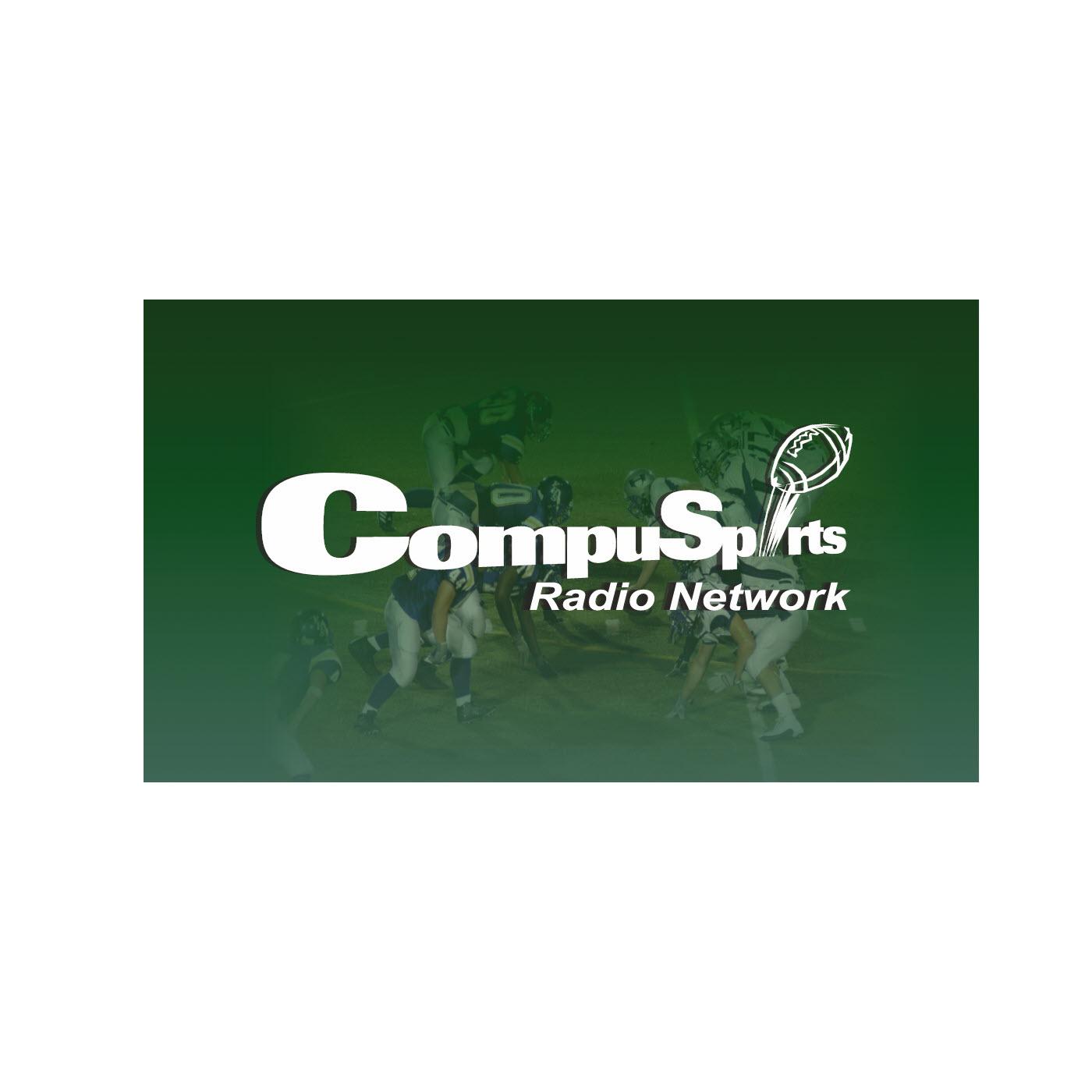 CompuSports Radio show art