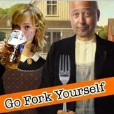 go fork yourself is hosted on libsyn