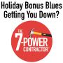Artwork for Holiday Bonus Blues Getting You Down?