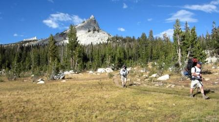 Episode 94 Cathedral Lakes Trail Part One