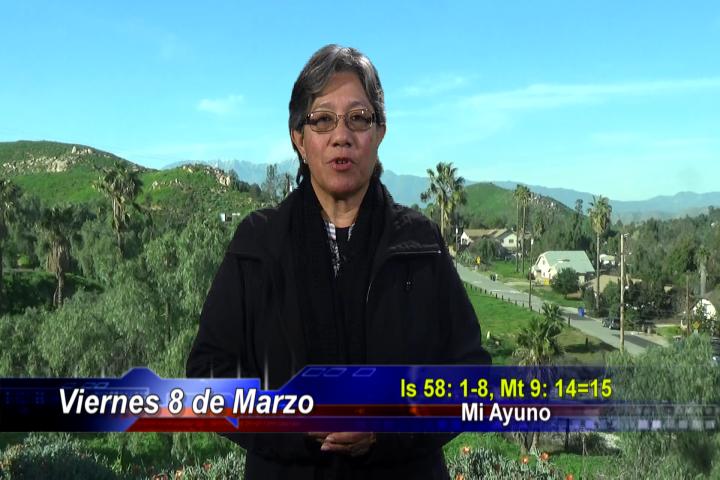 Artwork for Dios te Habla con Lidia Mendoza;  Tema el hoy: MI AYUNO