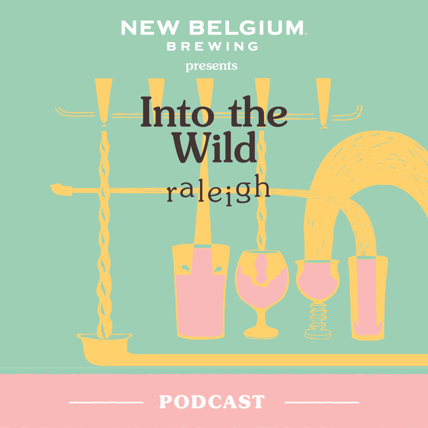 Into the Wild: Raleigh