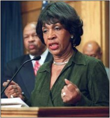 Maxine Water vs. Fatal Derivatives
