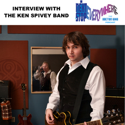 Interview with The Ken Spivey Band - Steam Punk Time Lord Rock