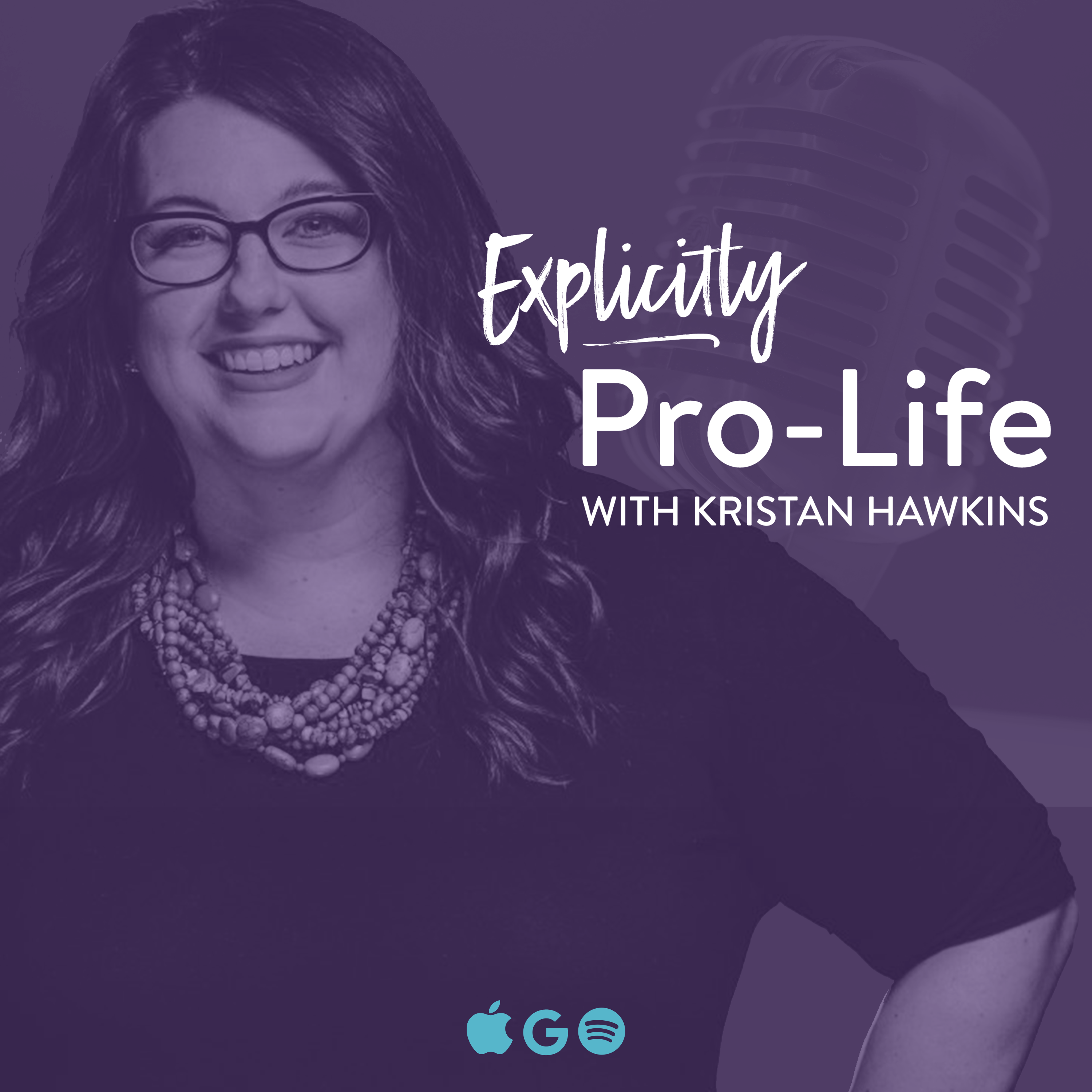 Artwork for Why the Supreme Court is Important to the Pro-Life Movement   Mary Kate Knorr   Episode 74