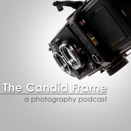 The Candid Frame #111 - Aaron Huey