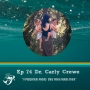 Artwork for 74: A postpartum anxiety story many mamas share-with Doctor and twin mom Carly Crew