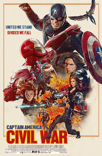 FBPH Presents: At The Movies With CAPTAIN AMERICA: CIVIL WAR