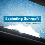 Artwork for Exploding Sunroofs: A Special Edition of Talking Cars