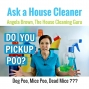 Artwork for Dog Poo and Mice Poo - Should Your Maid Clean it Up?