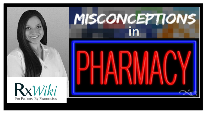 Pharmacy Podcast Episode 195 Misconceptions in Pharmacy with Dr. Anyssa Garza