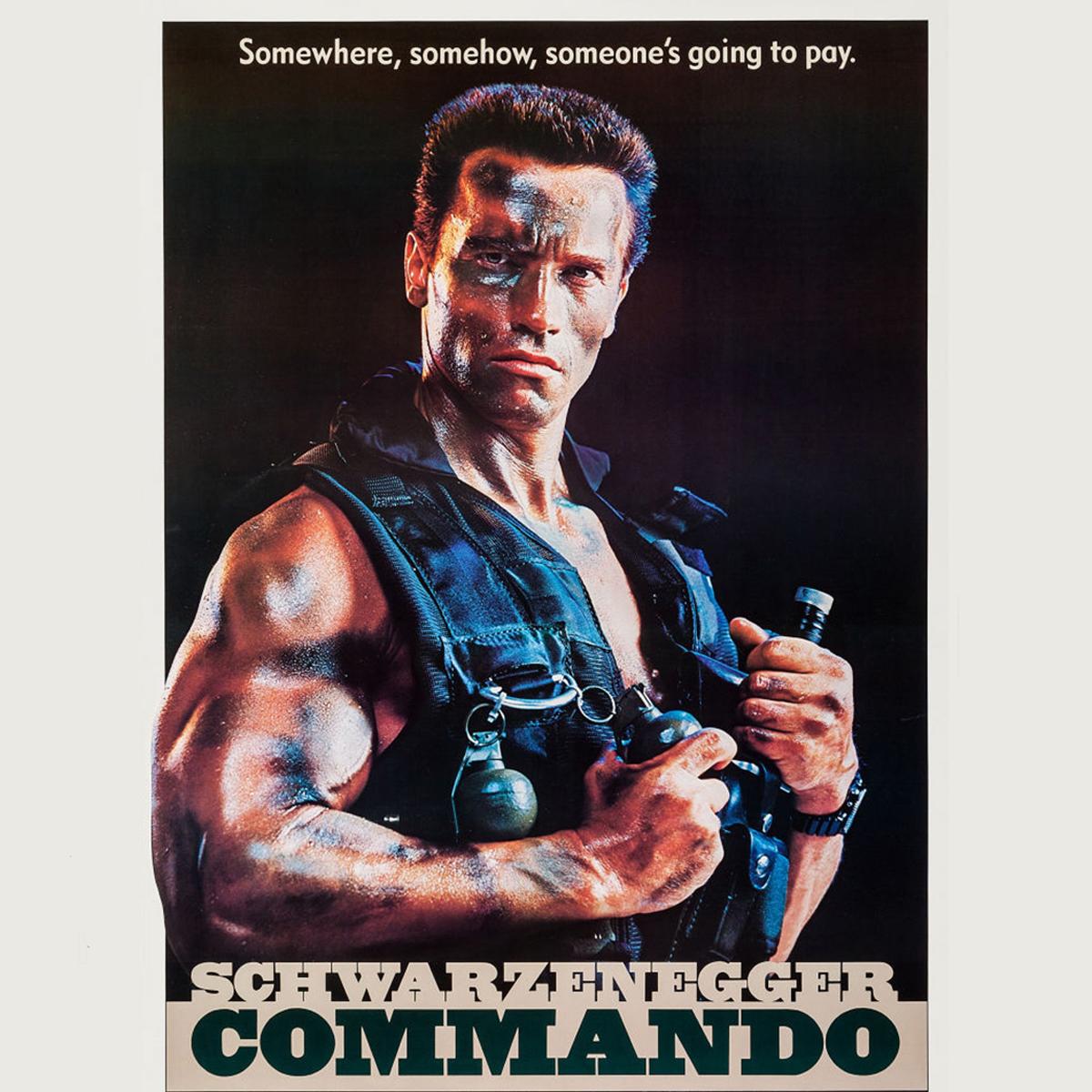 ISTYA Commando review
