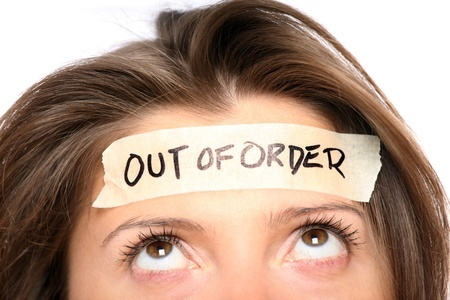 The Real Truth About You - Mind out of order image - Taming your negative thoughts Podcast episode 28