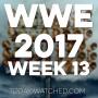 Artwork for WWE 2017 Week 13 Pre-Mania