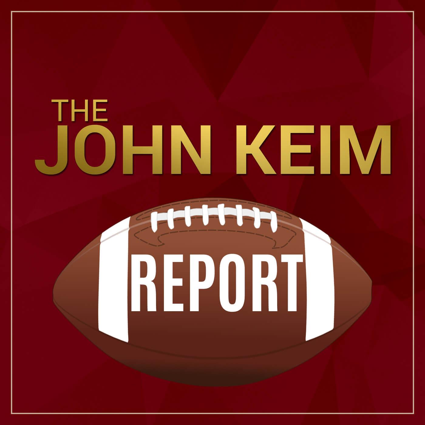 John Keim Report show art
